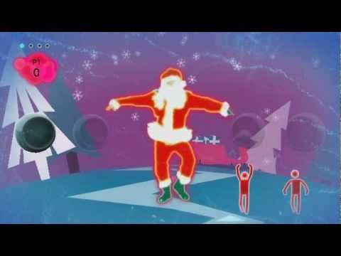 ▶ [Just Dance 2] Crazy Christmas - Santa Clones - YouTube
