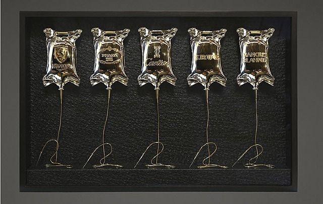 artnet Galleries: Intensive Care Unit - Display Case by Desire Obtain Cherish from UNIX