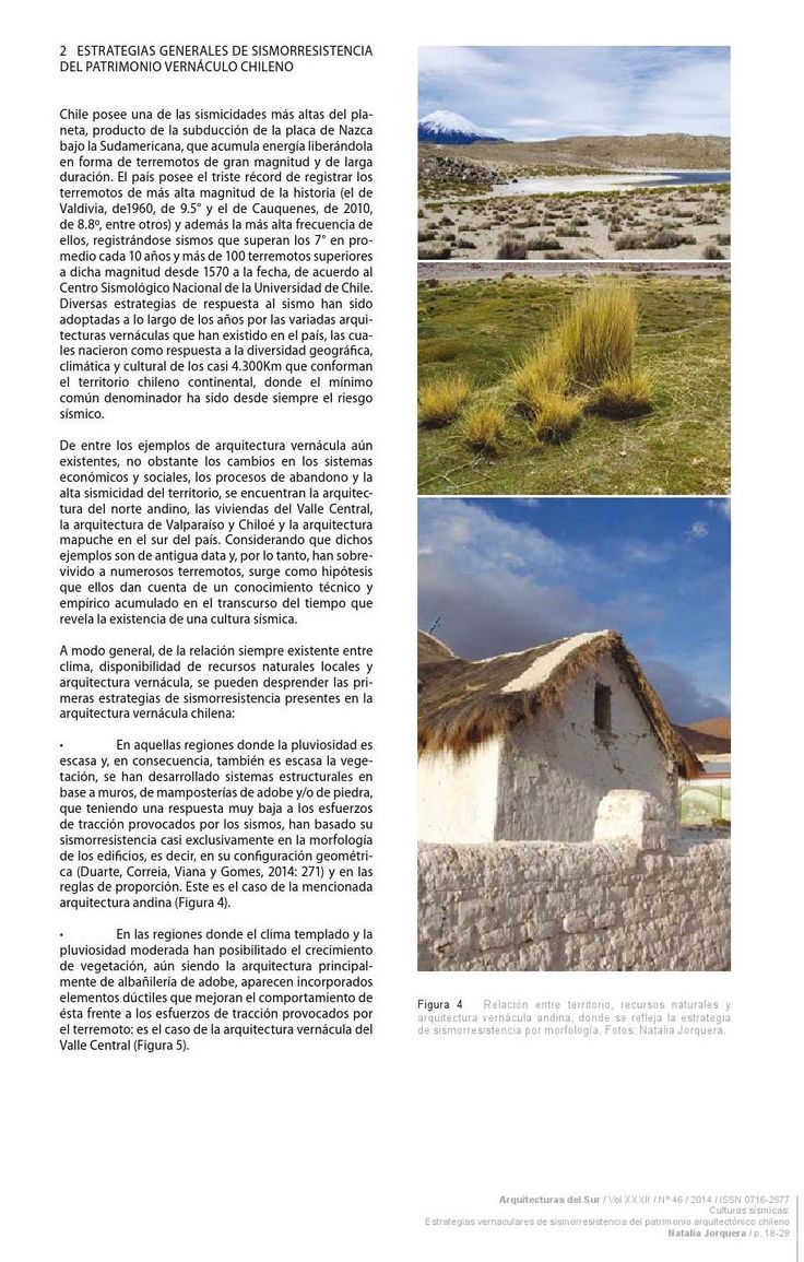 #ClippedOnIssuu from Arquitectura del Sur n 46