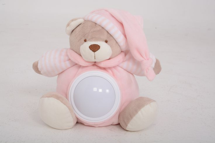 #Snuggletime Classical Bear Light plays a lovely soothing tune to baby while your baby drifts off to sleep with the comforting night light.  http://www.snuggletimebaby.co.za/
