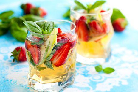 Рецепты летних безалкогольных коктейлей :: Еда :: JV.RU