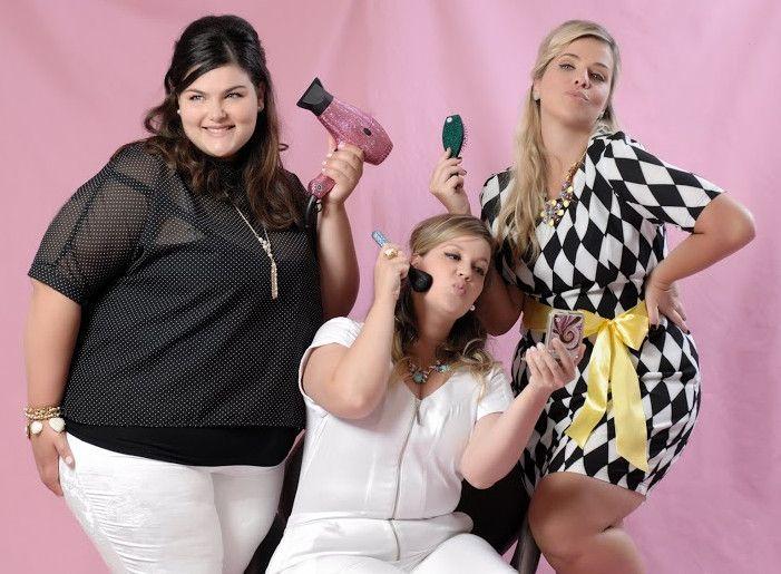 Editorial Plus Size - Marca traz moda com glamour para as mulheres curvilíneas