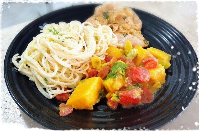 103 best images about mis recetas gourmet on pinterest - Cena romantica ligera ...