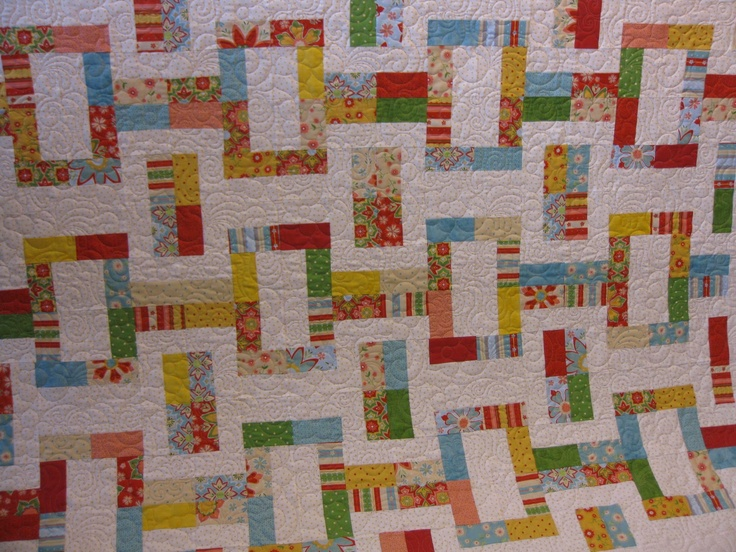 Moda bake shop jelly roll quilt sewing projects pinterest