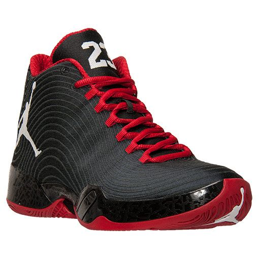 Men\u0027s Air Jordan XX9 Basketball Shoes | Finish Line | Black/White/Dark Grey