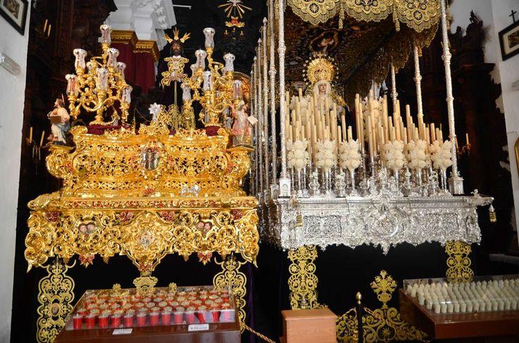 Semana Santa en Andalucía, Sanlúcar de Barrameda, Cádz.
