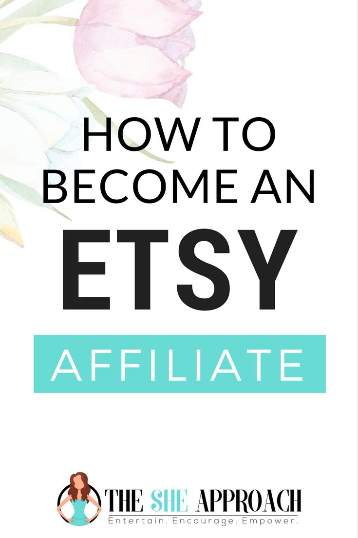 Want to become an Etsy affiliate and make money blogging? Read my full tutorial and find out three benefits of becoming an Etsy affiliate and a step-by-step tutorial on how to do it. #affiliatemarketing Affiliate programs suggestion for bloggers. #makemoneyblogging Find affiliate programs to promote here!