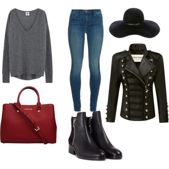 20 Ways to Wear a Leather Jacket this Season - Wachabuy