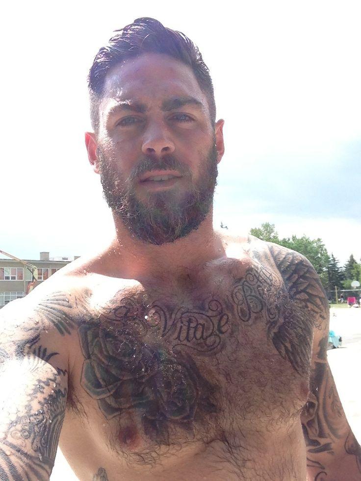 Cool Chest Tattoo Like Hair: Pin On Tattspiration
