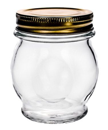 Great for homemade beauty products...11-Oz. Canning Jar - Set of Six by Global Amici on #zulily today!