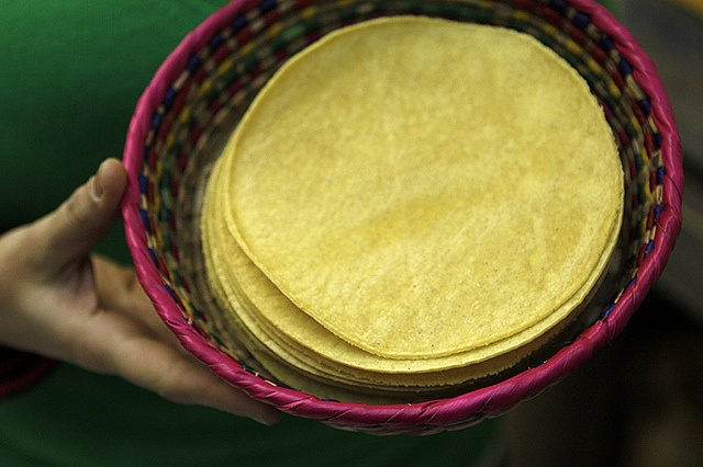 tortillas at Mil Amores @Parmentier by David LebovitZ