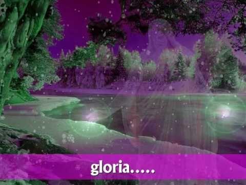 "▶ ♪ Kerstliedje: ""Gloria, in excelsis deo"" met tekst! - YouTube"