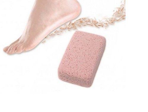 Skin Foot Clean Scrub Natural Ceramic Callus Remover Hard Skin Shaver Rid Callus