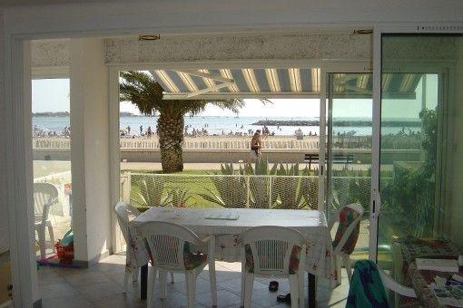 Abritel location appartement Le Grau du Roi. Face plage et Mer, dans village de pêcheurs, à la lisière de la Camargue.