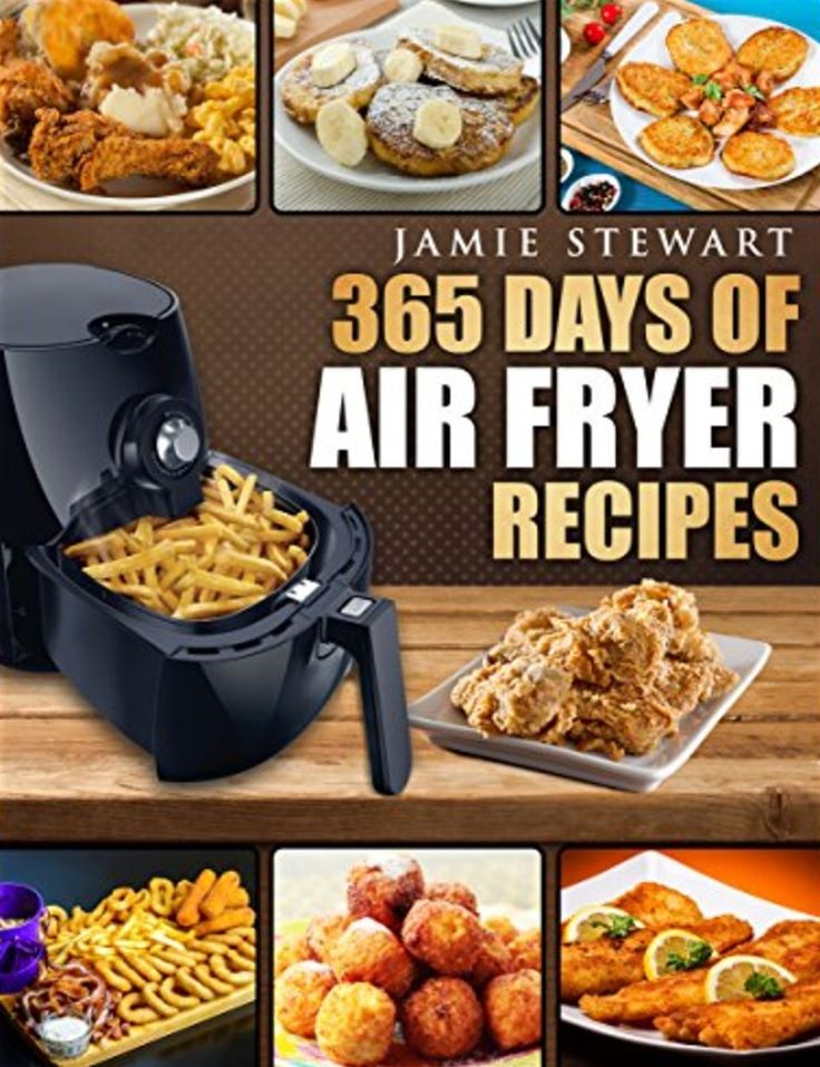 Air Fryer Recipes can cut your calories and deliver that wonderful crispy result all with a tablespoon of Oil. Find out what all the fuss is about!
