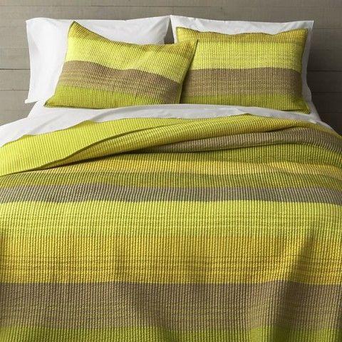 Sedona Green Bed Linens