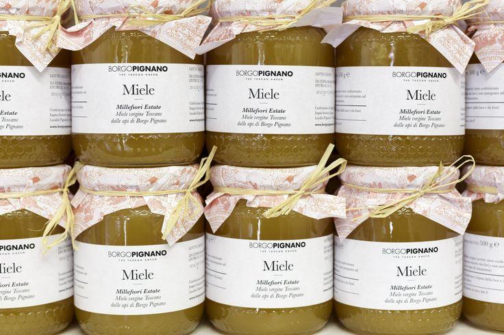 Our Honey, Borgo Pignano, Volterra, Tuscany, Italy