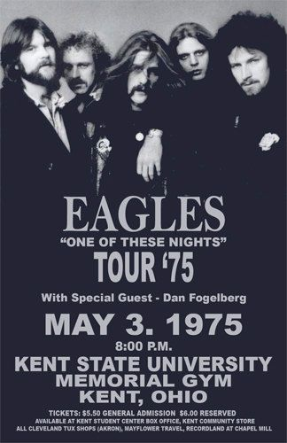 Dan's website says he was never asked to join The Eagles..but there were talks. But he did open for them in the '70's.