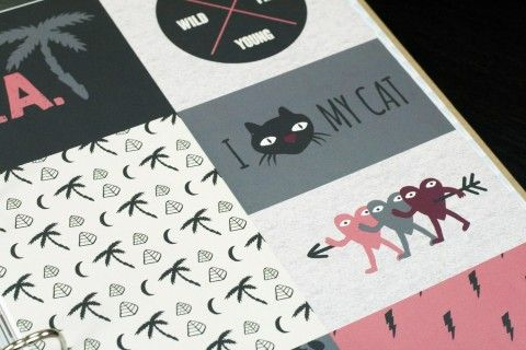 illustration - Coté Escrivá - The Mushroom Company - book