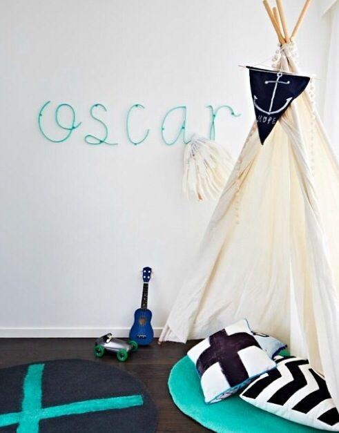 Bec judd loves - oscars room