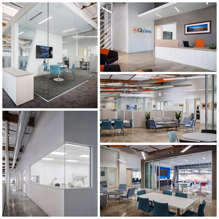 WareMalcomb Provided Interior Architecture And Design Services For A 14500 SF Tenantimprovement
