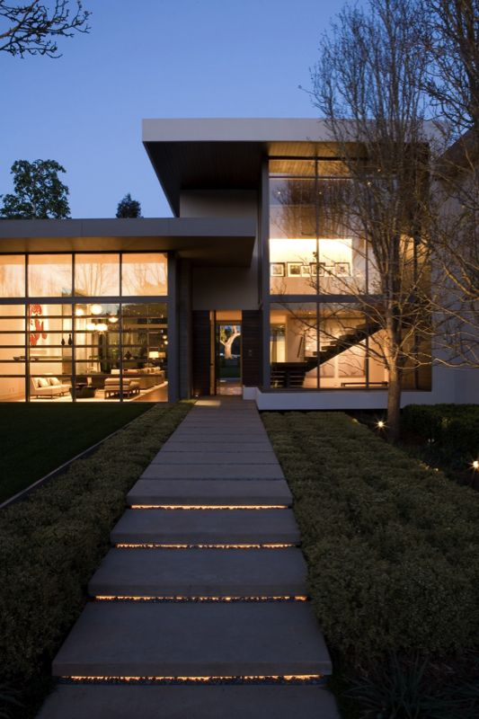 Brentwood Residence in Los Angeles