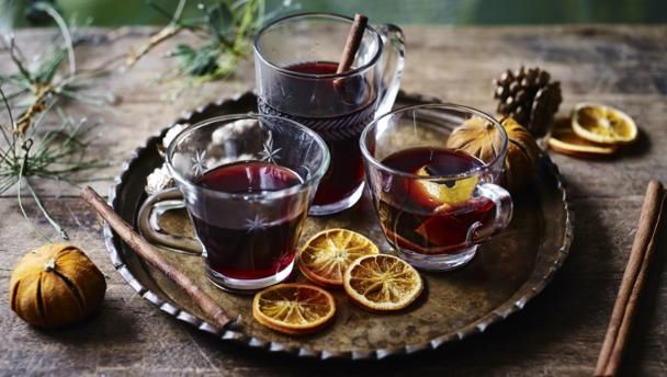 The smell of mulled wine alone is enough to make the home feel Christmassy - keep a pot of this on hand for visitors.