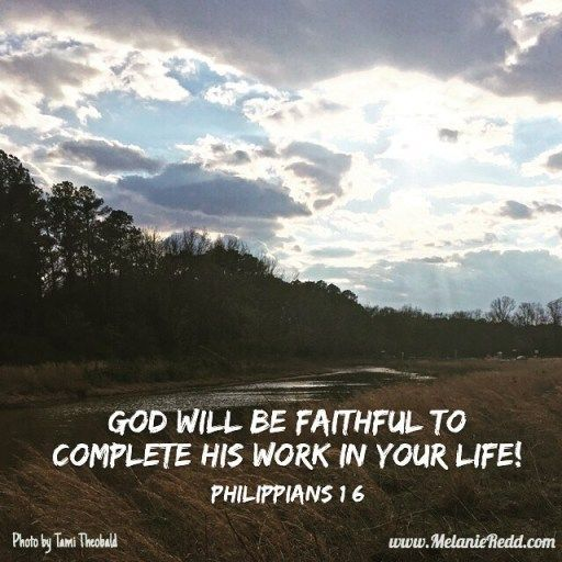 Having trouble really trusting God? Here are some scriptures and words of truth…