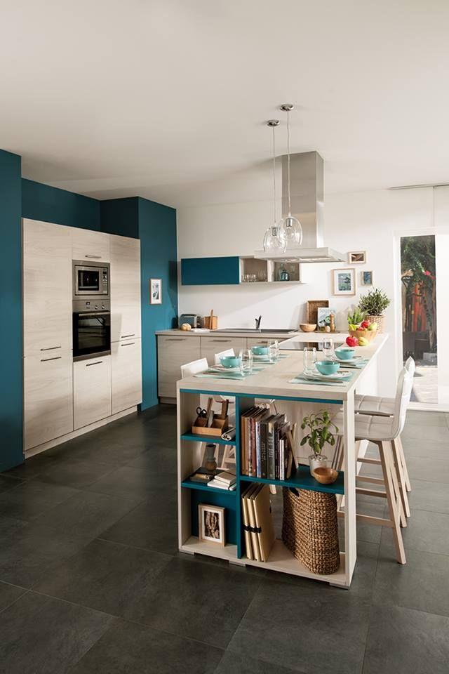 Les 13 meilleures images propos de cuisines kitchen - Modeles cuisines schmidt ...
