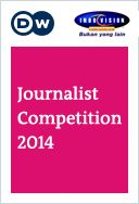 INDOVISION - DW 2014 Journalist Competition