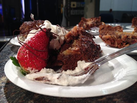 Wbir Earthquake Cake Recipe Betty Henry
