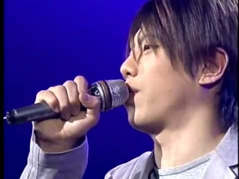 "Park Hyo Shin sings James Ingram's ""Just  Once"" in 2000."