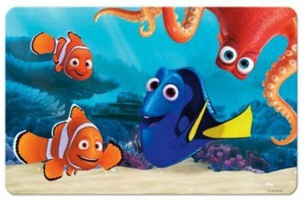 Vásárlás: Disney Némó nyomában tányéralátét 3D Tányéralátét, poháralátét árak összehasonlítása, Disney Némó nyomában tányéralátét 3 D boltok