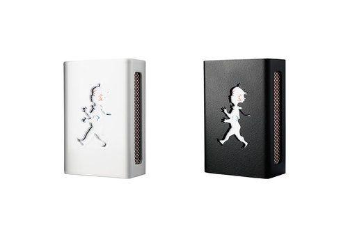 Design Kristina Stark - Hommage Mini Match Box Cover - The Local Brands