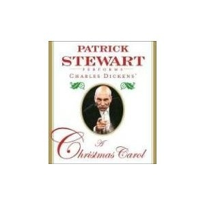A Christmas Carol (Audio book with Patrick Stewart - marvelous!)