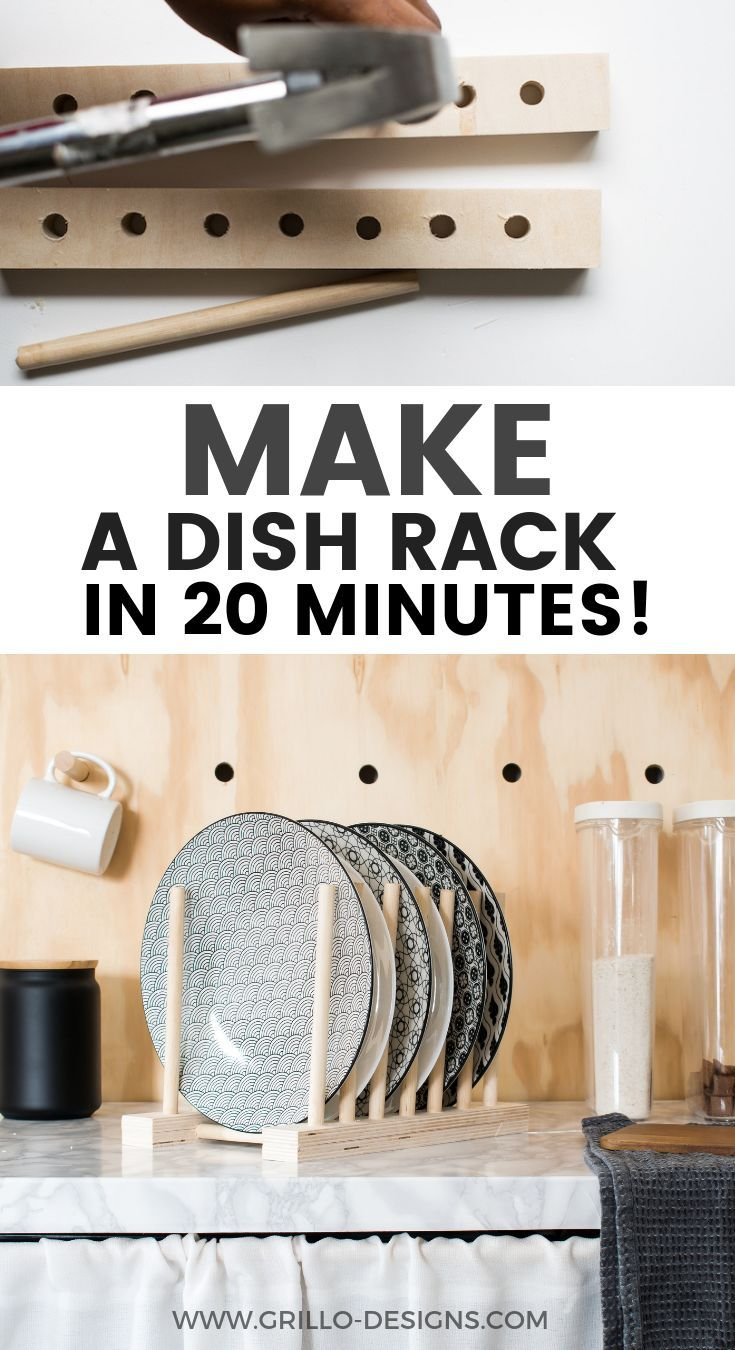 Amazing 4 Clever Ways To Organise Your Kitchen Using Wooden Dowels Download Free Architecture Designs Estepponolmadebymaigaardcom