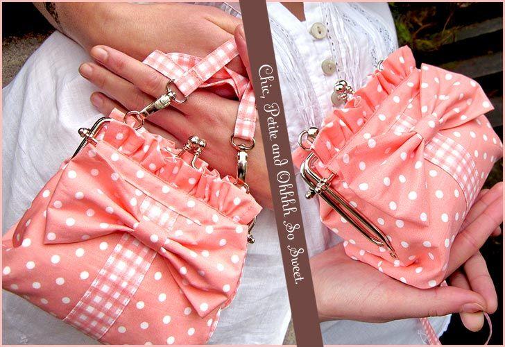Cute purse tutorial