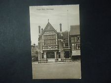 Early Postcard Town Hall,Wantage
