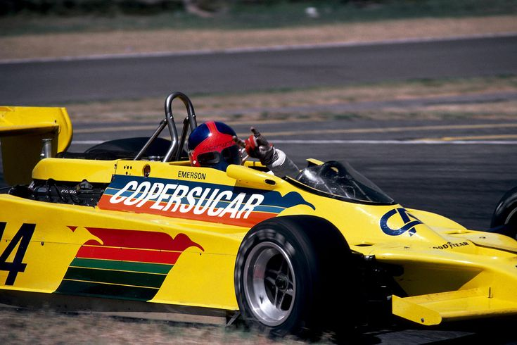 Fittipaldi 1975 f1-1978 f5 | Fittipaldi F5A onboard: pegue uma carona com o melhor carro de F1 ...