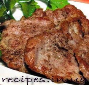 Рецепты вкусных отбивных из свинины