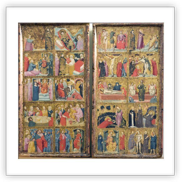 Maestro di San Nicolò degli Albari (att. 13001350