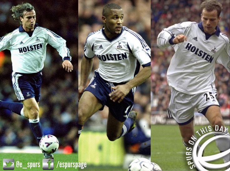 Spurs On This Day: 1997 - Stephen Clemence, David Ginola and Les Ferdinand all make their debuts vs Man Utd.