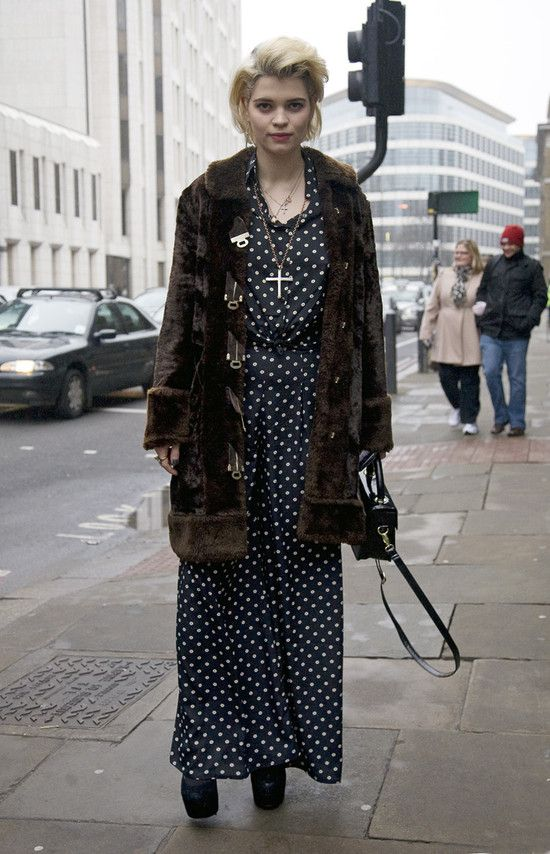 Pixie Geldof, London