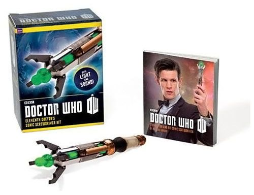 Doctor Who Eleventh Doctor's Sonic Screwdriver Kit