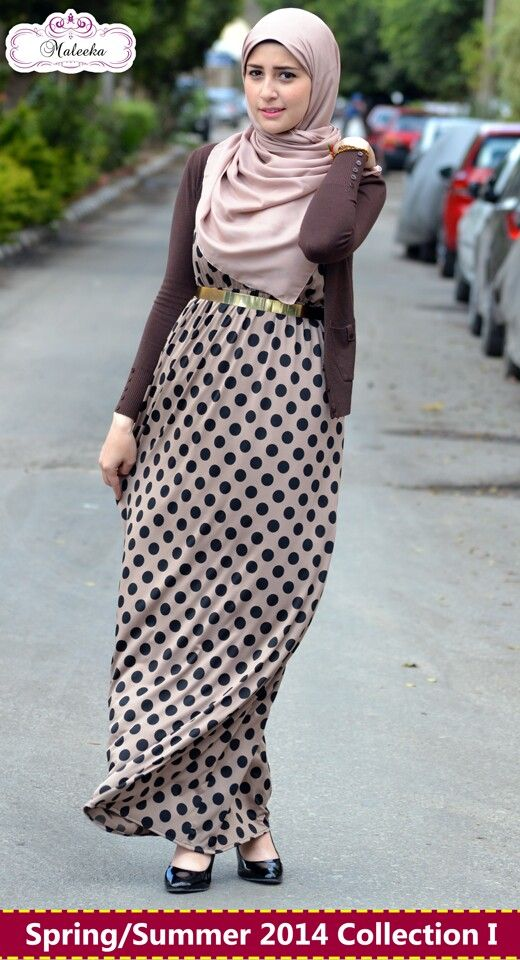 Maleeka designs Muslimah & Hijab fashion