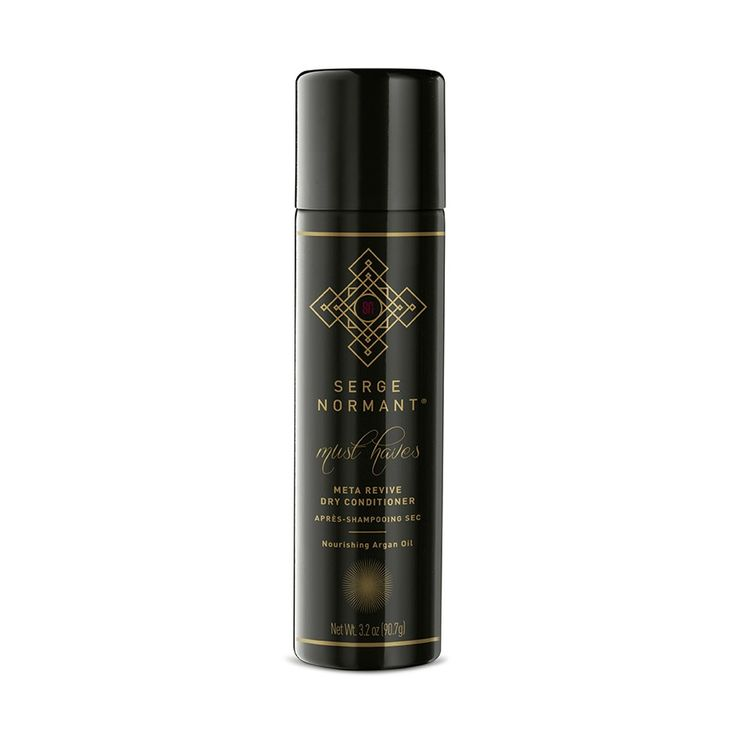 This stuff is dope and smells great. I hate washing my hair in the winter. This works Serge Normant Meta Revive Dry Conditioner, $25.00 #birchbox