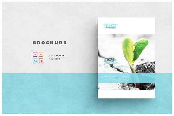 Brochure by AlfianBrand™ on @creativemarket