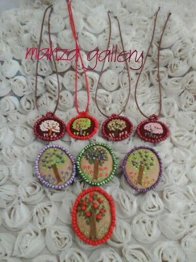 I love hand embroidery https://m.facebook.com/TheMahzaGallery