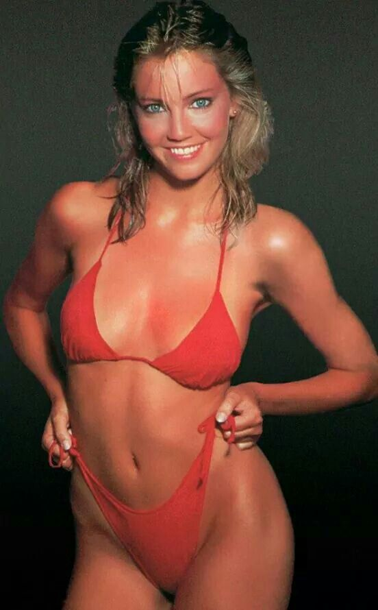 Bikini heather in locklear simply
