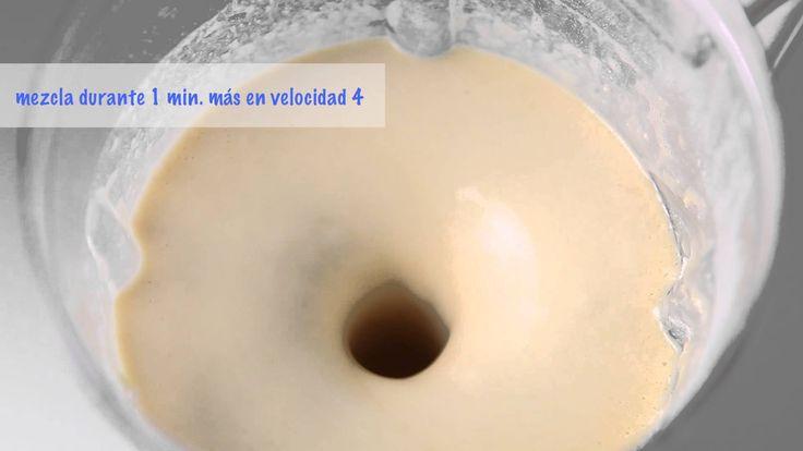 Recetas Nestlé pastel 3 leches